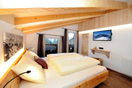 Appartement Schusterkogel Schlafzimmer