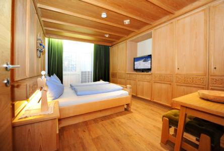 Gamshag Schlafzimmer