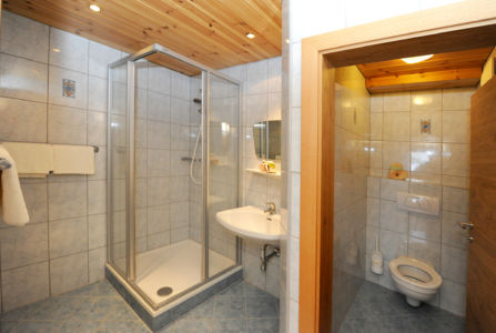 Zwölferkogel Badezimmer