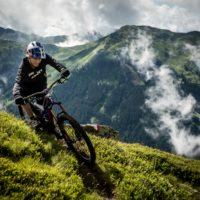 Biken in Saalbach Hinterglemm mit Fabio Wibmer_1